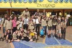 Zomerkamp Scouts 2021